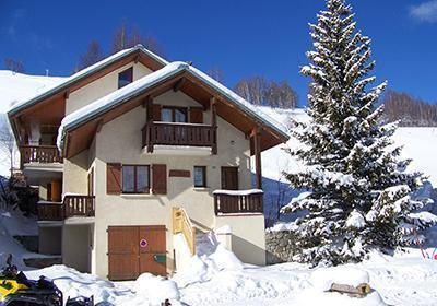 Location au ski Chalet Erika - Les 2 Alpes