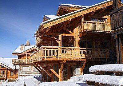Partir au ski Chalet Husky