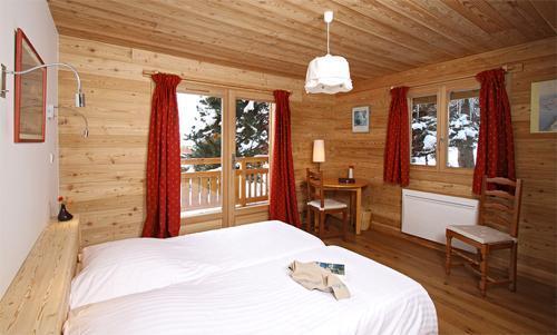 Location au ski Chalet 7 pièces 18 personnes - Chalet La Muzelle - Les 2 Alpes - Chambre
