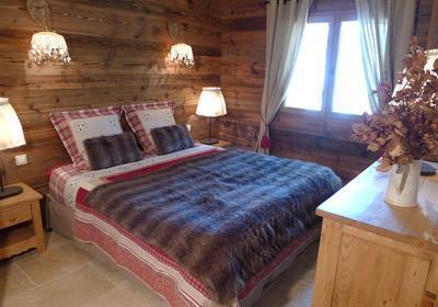 Location au ski Chalet 4 pièces 8 personnes - Chalet Les Alpages - Les 2 Alpes - Chambre