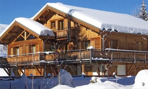 Location appartement au ski Chalet Lou Crouet