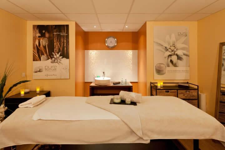 Location au ski Hotel Club Mmv Le Panorama - Les 2 Alpes - Massage