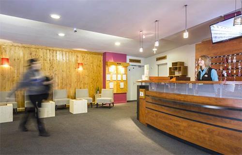 Location au ski Hotel Club Mmv Le Panorama - Les 2 Alpes - Réception