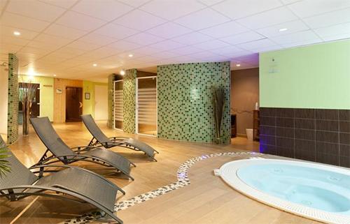 Location au ski Hotel Club Mmv Le Panorama - Les 2 Alpes - Relaxation