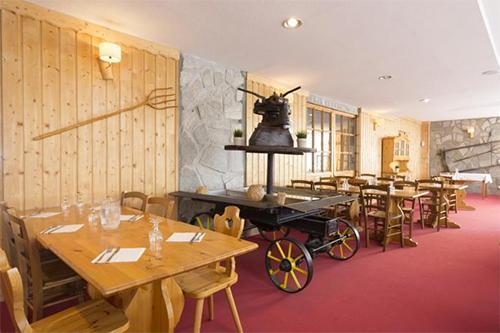 Location au ski Hotel Club Mmv Le Panorama - Les 2 Alpes - Intérieur