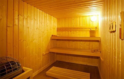 Location au ski Hotel Club Mmv Le Panorama - Les 2 Alpes - Sauna