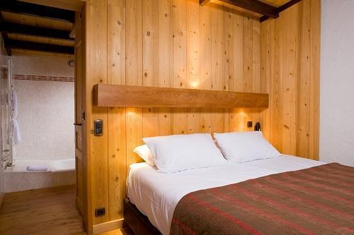 Location au ski Hotel Ibiza - Les 2 Alpes - Chambre