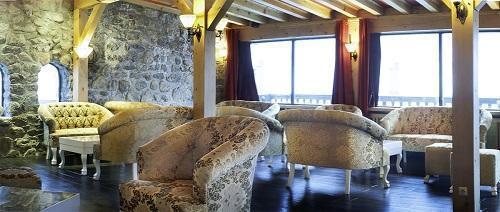 Location au ski Hotel Ibiza - Les 2 Alpes - Intérieur