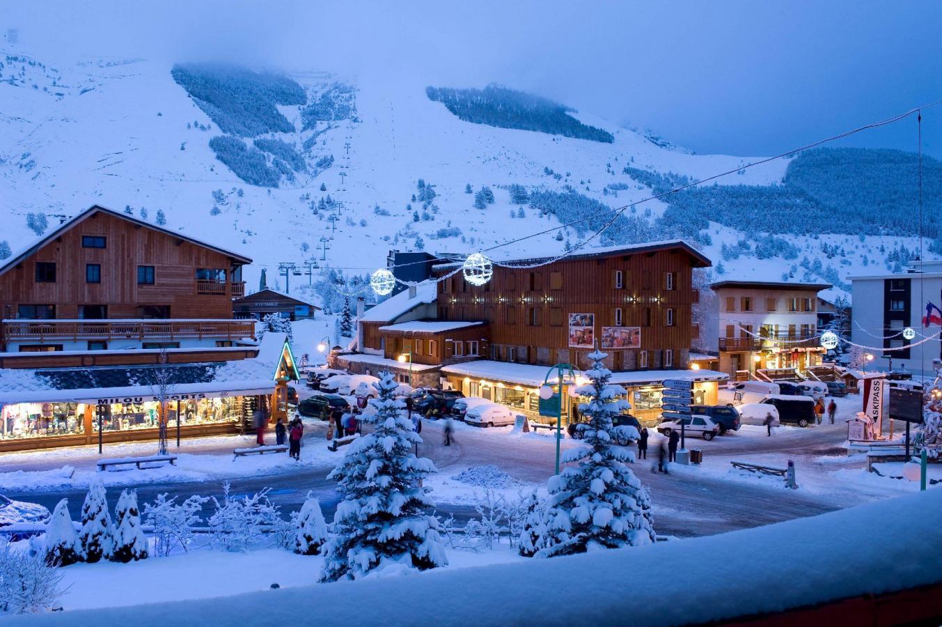 Hotel les airelles les 2 alpes location vacances ski les for Hotels 2 alpes