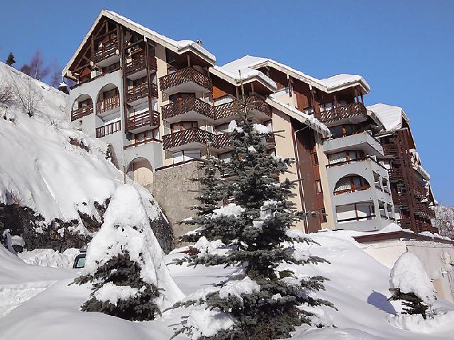 Location appartement au ski La Grande Chaume