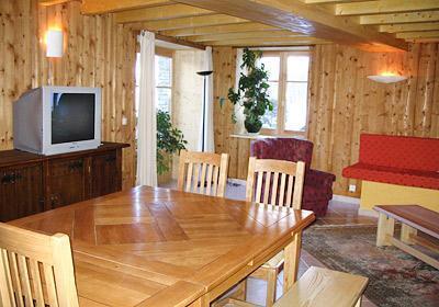 Location au ski Maison 6 pièces 12 personnes - Maison Montagnarde Les Copains - Les 2 Alpes - Séjour