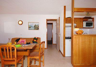 Location au ski Residence Du Soleil - Les 2 Alpes - Appartement