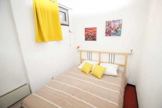 Location au ski Appartement duplex 3 pièces cabine 6 personnes (203) - Residence Equinoxe - Les 2 Alpes - Canapé-lit