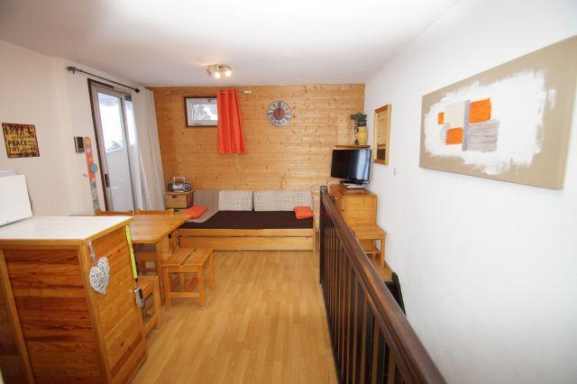 Location au ski Appartement duplex 3 pièces cabine 6 personnes (203) - Residence Equinoxe - Les 2 Alpes - Lavabo