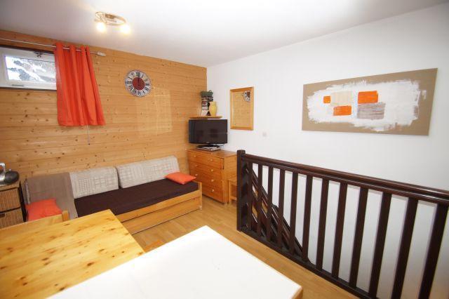 Location au ski Appartement duplex 3 pièces cabine 6 personnes (203) - Residence Equinoxe - Les 2 Alpes - Extérieur hiver
