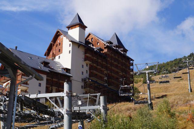 Location au ski Appartement 3 pièces 6 personnes (21) - Residence Flocon D'or - Les 2 Alpes - Balcon