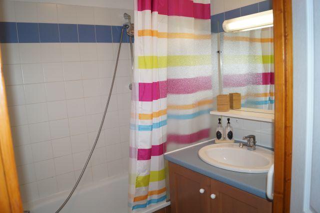 Location au ski Appartement 3 pièces 6 personnes (21) - Residence Flocon D'or - Les 2 Alpes - Salle de bains