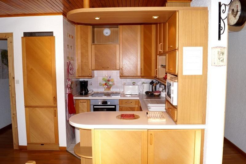 Location au ski Appartement 3 pièces 6 personnes (341) - Residence L'eperon - Les 2 Alpes - Séjour