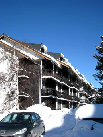 Location appartement au ski Residence L'olympe