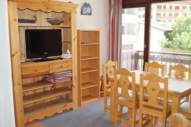 Location au ski Appartement 2 pièces 6 personnes (48) - Residence L'olympe - Les 2 Alpes - Extérieur hiver