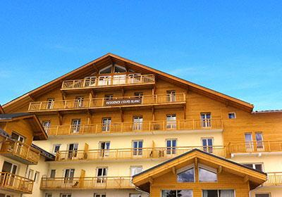 Location appartement au ski Residence L'ours Blanc