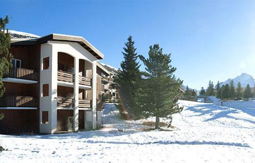 Location appartement au ski Residence La Cime De Lans