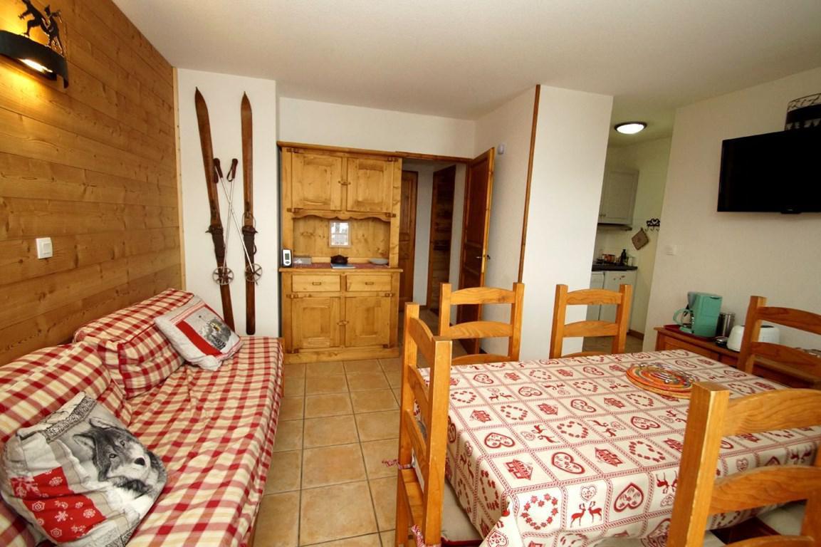 Location appartement au ski Residence Le Prince Des Ecrins