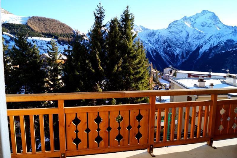 Ski en décembre Residence Les Ecureuils