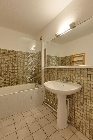 Location au ski Appartement 2 pièces 6 personnes (104) - Residence Meijotel Centaines - Les 2 Alpes - Baignoire