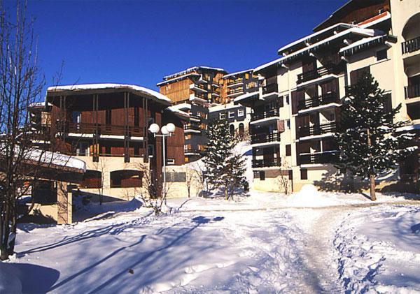 Location Residences Les Deux Alpes 1800 hiver