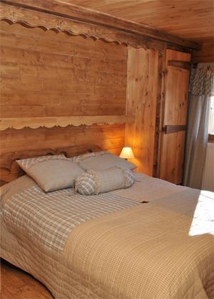 Location au ski Chalet mitoyen 6 pièces 12 personnes - Chalet de Marie - Les 2 Alpes - Lit double