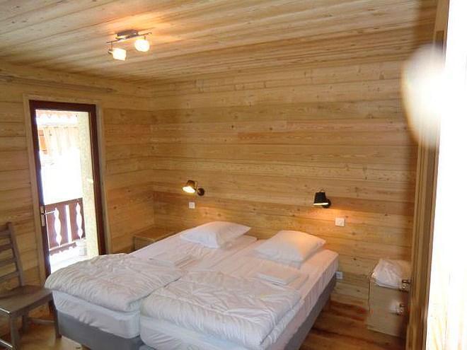 Wynajem na narty Chalet Erika - Les 2 Alpes - Łóżka podwójne