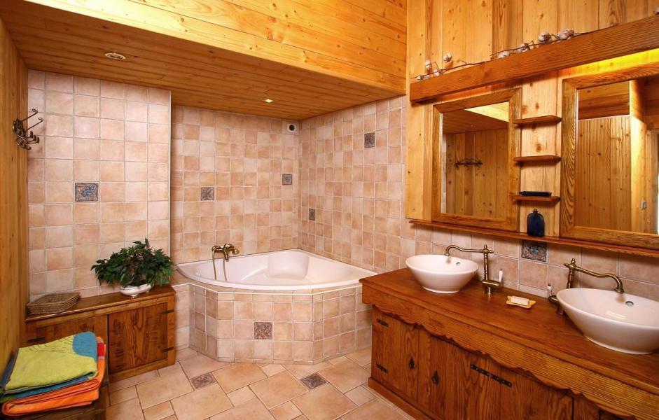 Rent in ski resort Chalet Harmonie - Les 2 Alpes - Bathroom