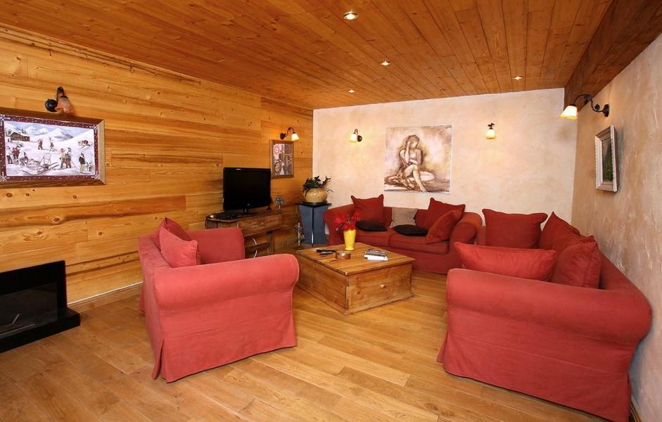 Rent in ski resort Chalet Harmonie - Les 2 Alpes - Settee
