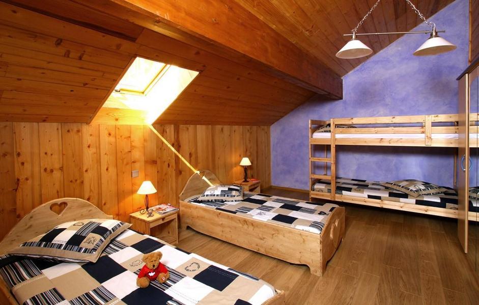 Rent in ski resort Chalet Harmonie - Les 2 Alpes - Single bed