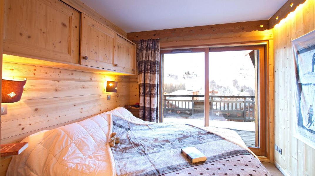 Location au ski Chalet Husky - Les 2 Alpes - Chambre