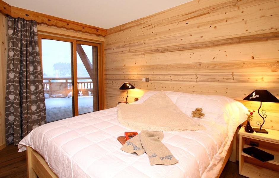 Location au ski Chalet Husky - Les 2 Alpes - Lit double