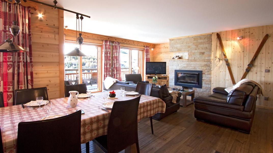 Location au ski Chalet Husky - Les 2 Alpes - Salle à manger
