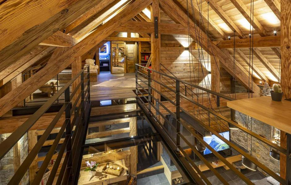 Аренда на лыжном курорте Chalet L'Atelier - Les 2 Alpes - Мезонин