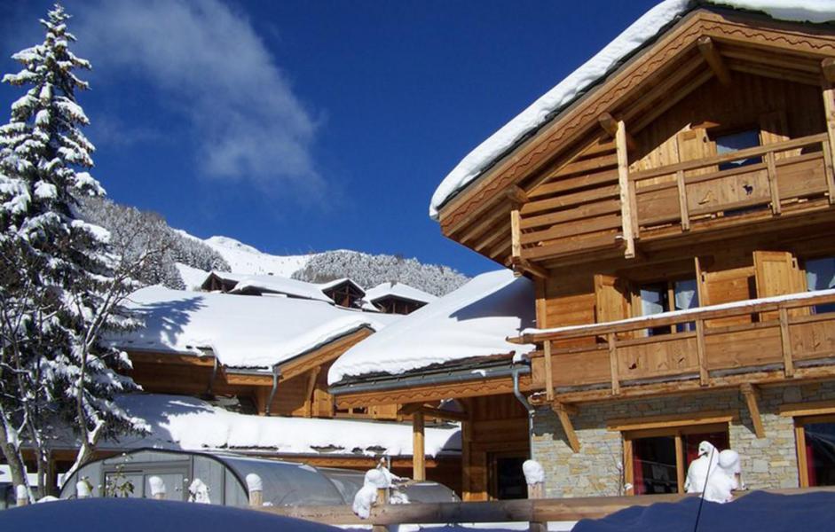 Chalet Chalet Le Loup Lodge - Les 2 Alpes - Alpes du Nord