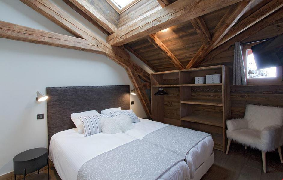 Location au ski Chalet le Lys - Les 2 Alpes - Chambre