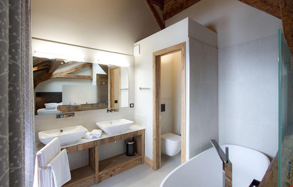 Location au ski Chalet le Lys - Les 2 Alpes - Salle de bains