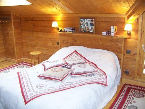 Wynajem na narty CHALET LE PANORAMA - Les 2 Alpes - Łóżkem małżeńskim