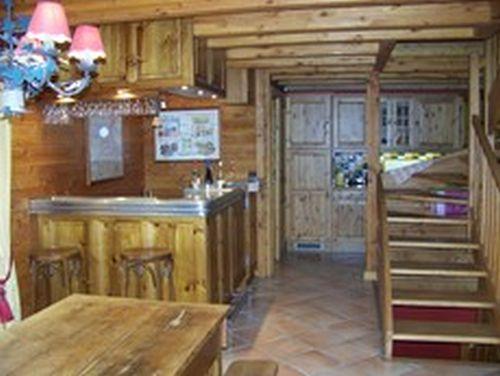 Location au ski CHALET LE PANORAMA - Les 2 Alpes - Séjour