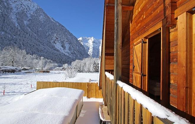 Vacanze in montagna Chalet le Pleynet - Les 2 Alpes - Esteriore inverno