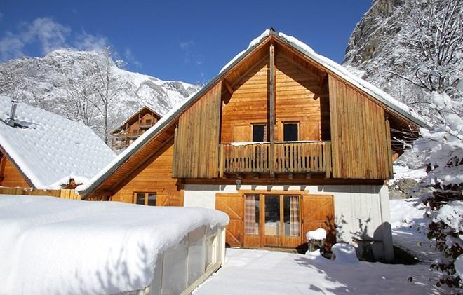 Chalet Chalet le Pleynet - Les 2 Alpes - Alpes du Nord