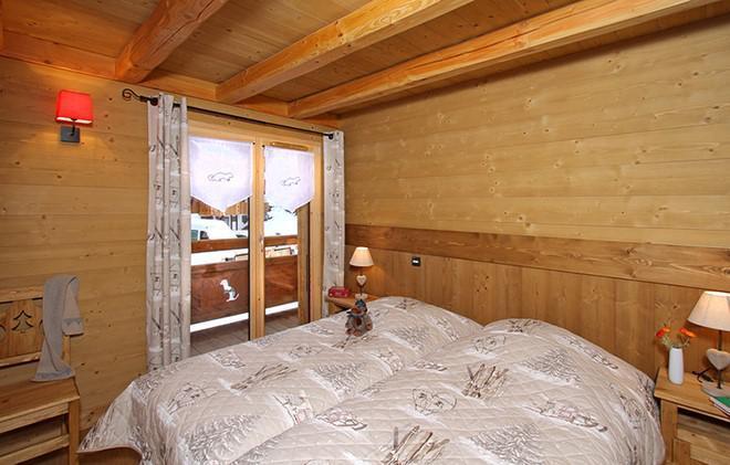 Location au ski Chalet Le Renard Lodge - Les 2 Alpes - Chambre