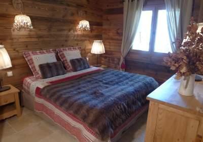 Location au ski Chalet Les Alpages - Les 2 Alpes - Chambre