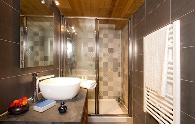 Location au ski Chalet les Jonquilles - Les 2 Alpes - Salle de bains