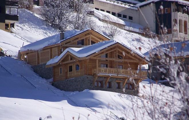 Шале Chalet Leslie Alpen - Les 2 Alpes - Северные Альпы